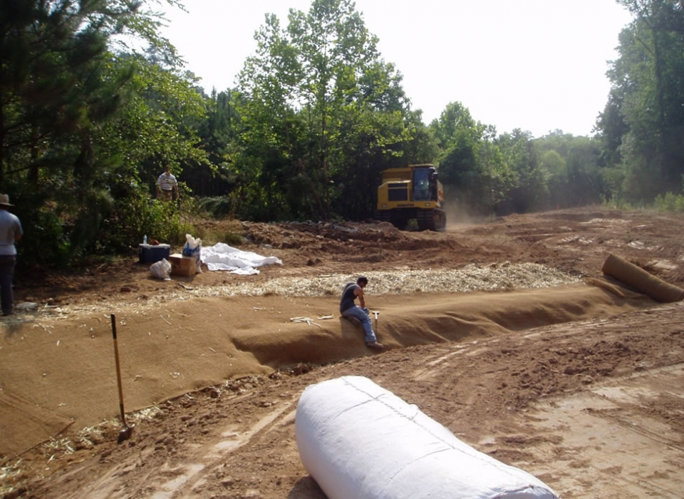 Chapel Creek Progress Updates 6-27-2008