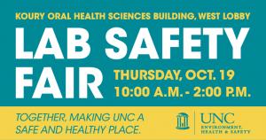 Lab Safety Fair