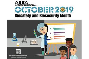 Biosafety Month 2019